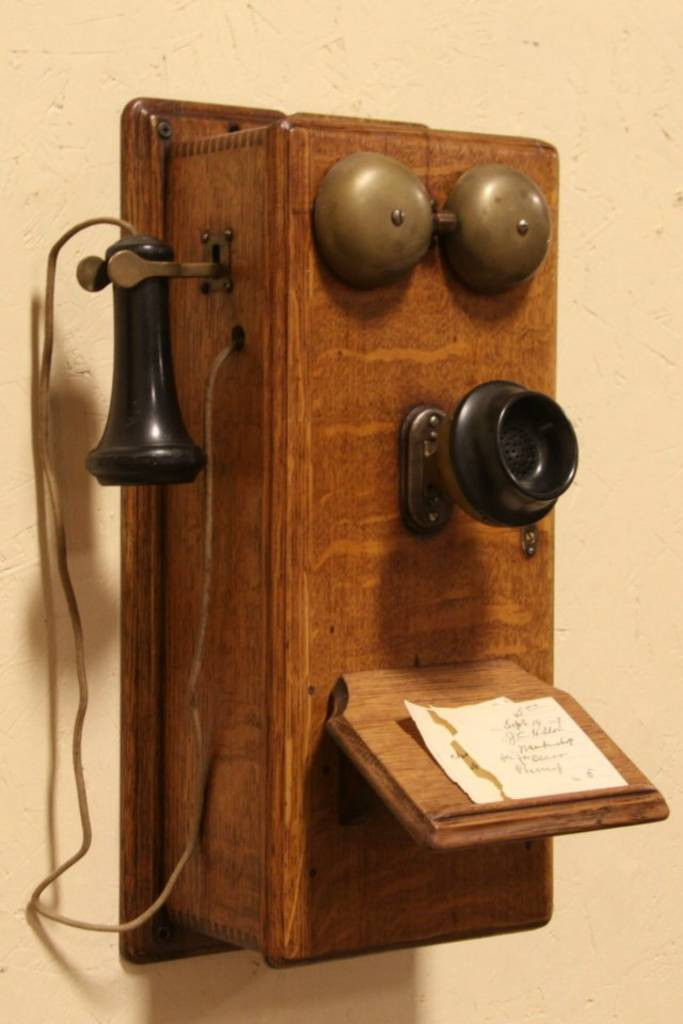 Antique Wall Phone Fresh sold Oak Crank 1900 Antique Wall Telephone W Generator Of Gorgeous 50 Ideas Antique Wall Phone