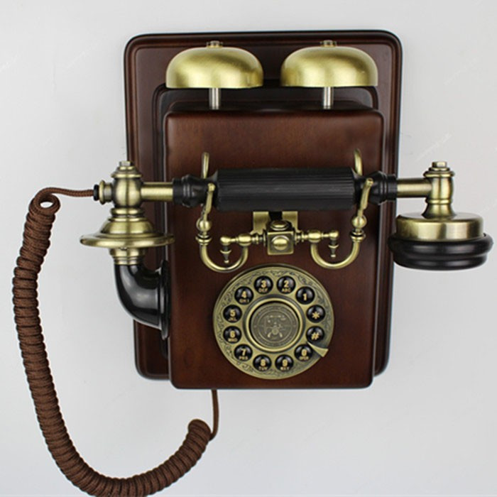 Antique Wall Phone Lovely Vintage Style Phone Appareil Antique Wall Mounting Set Of Gorgeous 50 Ideas Antique Wall Phone