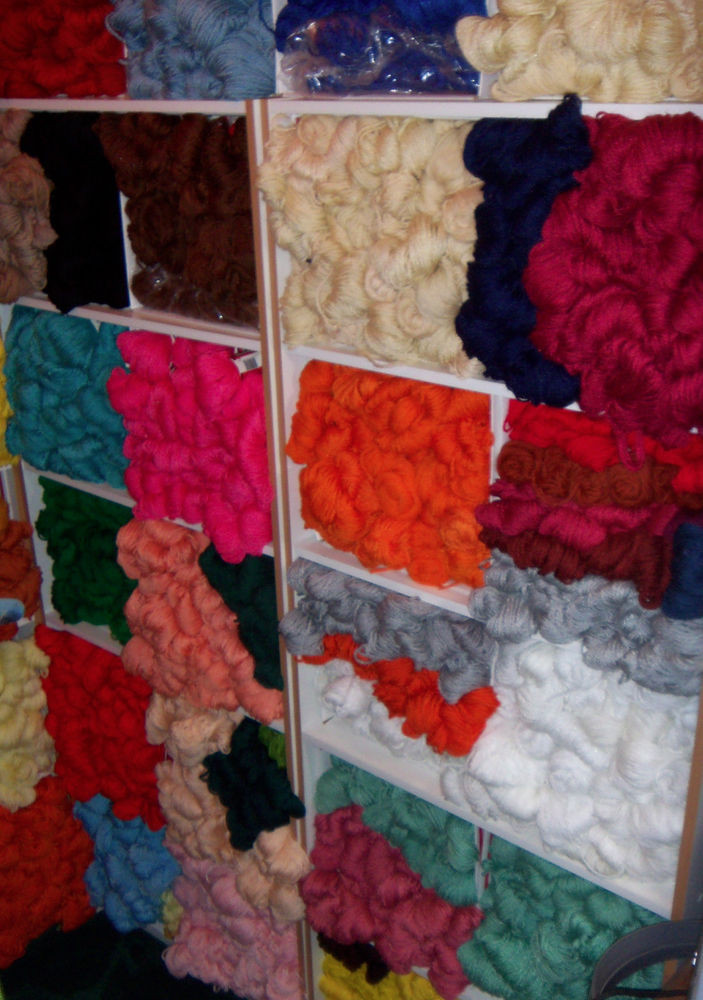 Aunt Lydia's Yarn Luxury Vintage Aunt Lydia S Craft and Rug Yarn Colors Adobe to Of New 44 Photos Aunt Lydia's Yarn