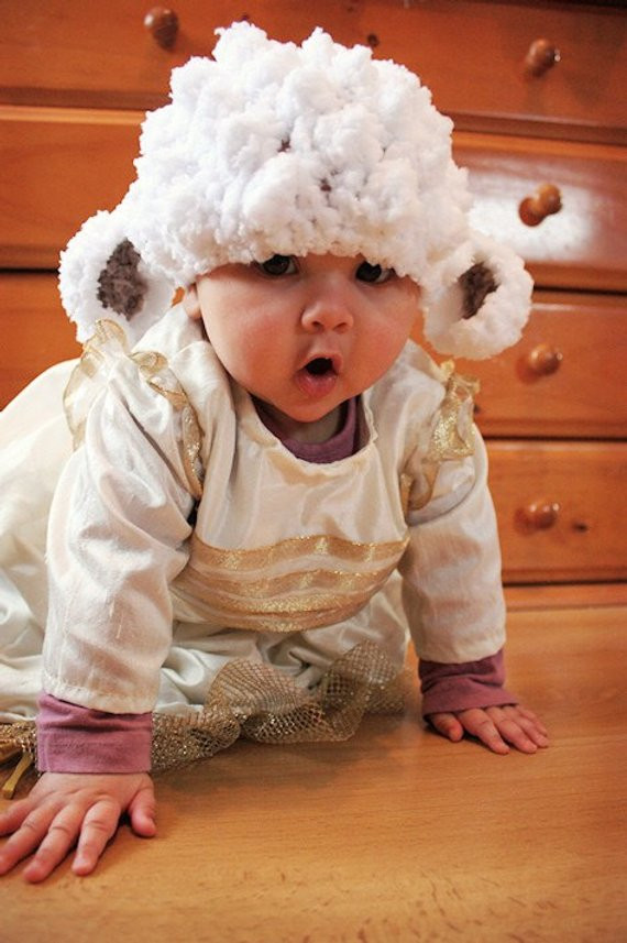 Awesome 0 to 3m Lamb Hat Newborn Baby Lamb Beanie Baby Shower Gift Lamb Hat Of Awesome 46 Images Lamb Hat