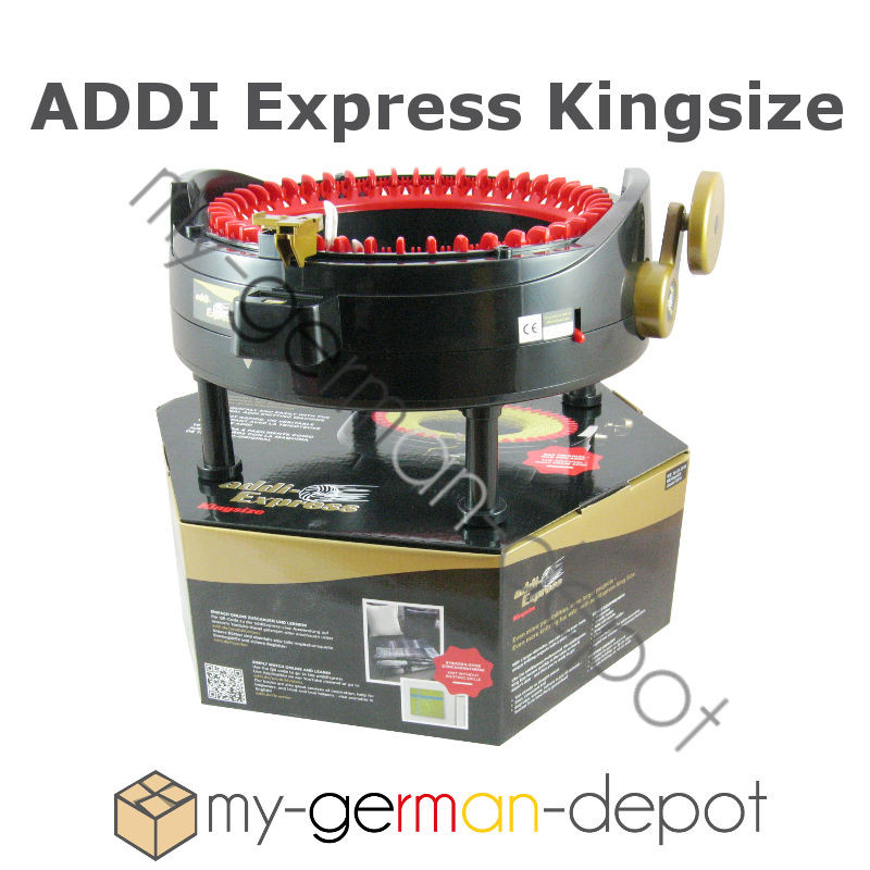 Awesome 1 Authentic Addi Express Kingsize Knitting Machine with 46 Addi Express Knitting Machine Of Innovative 45 Photos Addi Express Knitting Machine
