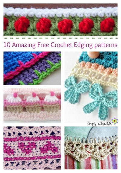 Awesome 10 Amazing Free Crochet Edging Patterns You Will Love Free Crochet Edging Patterns Of Perfect 47 Pics Free Crochet Edging Patterns