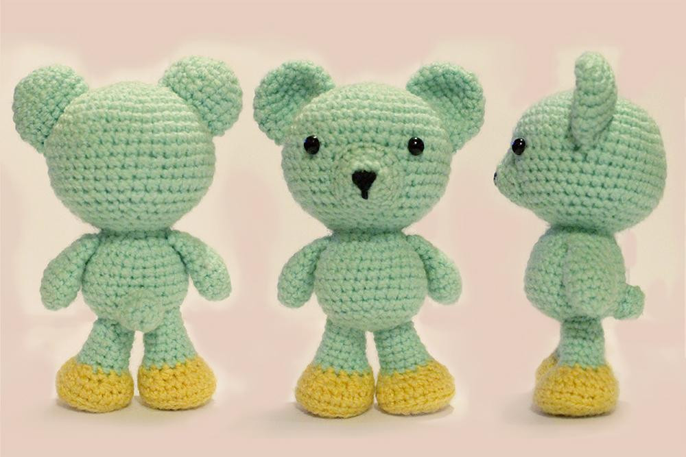 Awesome 10 Easy Amigurumi Patterns the Craftsy Blog Easy Crochet for Beginners Of Brilliant 49 Pics Easy Crochet for Beginners