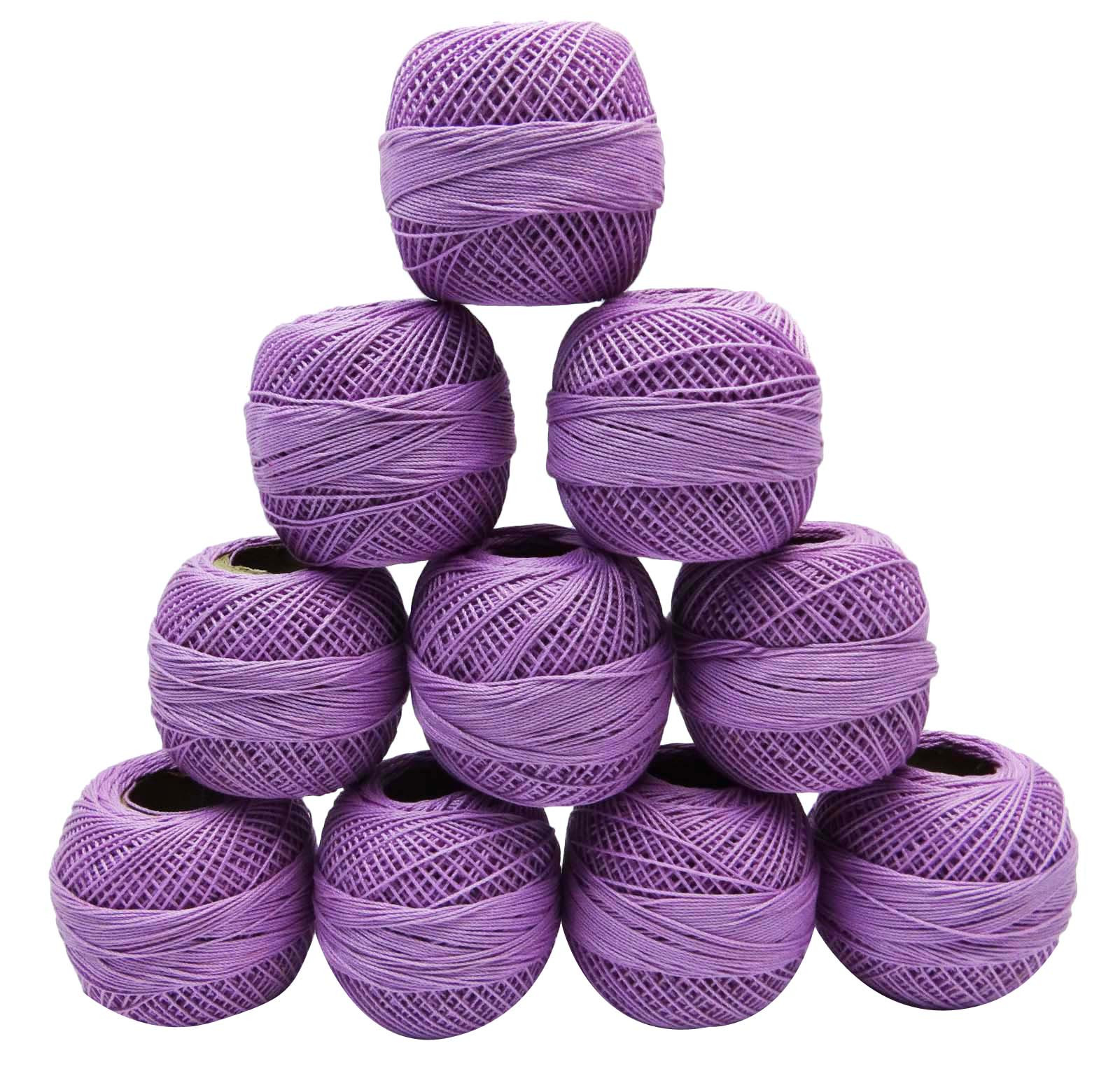 Awesome 10 Pcs Yellow Mercer Cotton Crochet Thread Yarn Tatting Crochet Cotton Thread Of New 50 Pics Crochet Cotton Thread