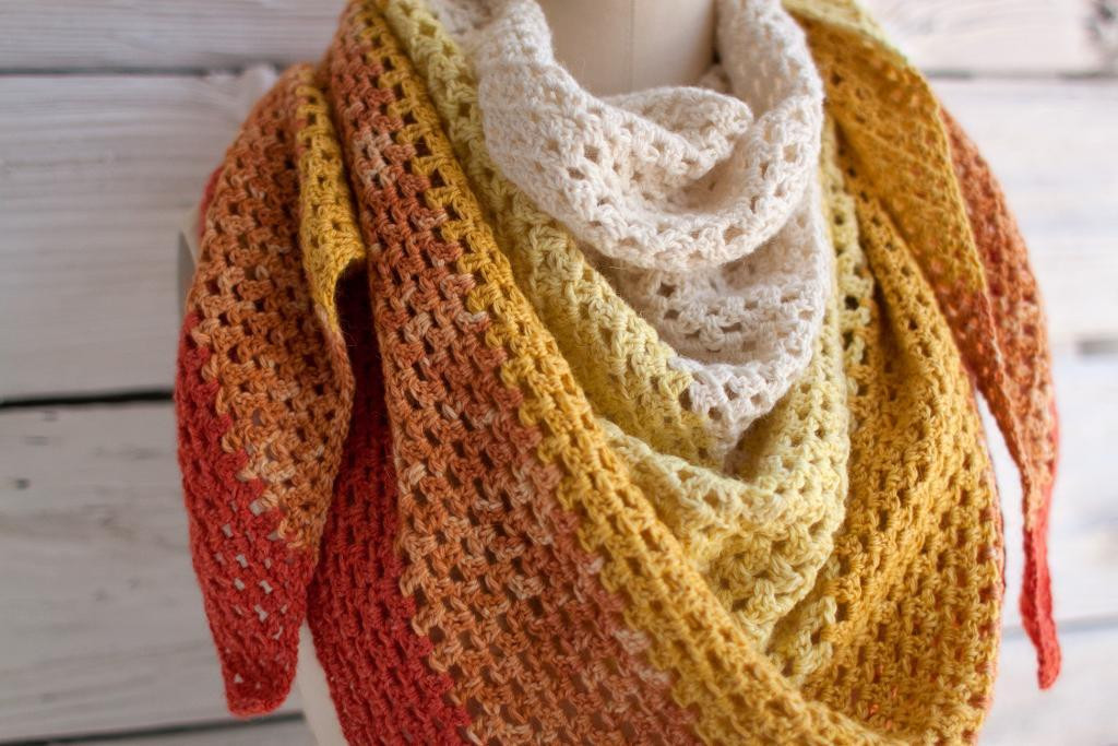 Awesome 10 Simple Crochet Patterns for Beginners Free Crochet Shawl Patterns for Beginners Of Brilliant 44 Images Free Crochet Shawl Patterns for Beginners