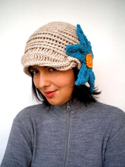 Awesome 100 Unique Crochet Hats – Crochet Patterns How to Crochet Cloche Hat Of Lovely 48 Pics Crochet Cloche Hat