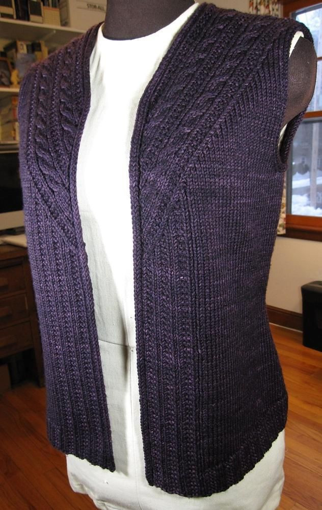 Awesome 1000 Ideas About Knit Vest Pattern On Pinterest Knitted Vest Of Great 48 Pics Knitted Vest