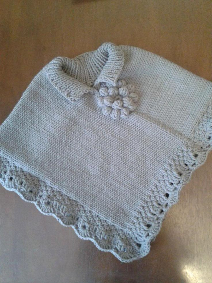 Awesome 1000 Images About Baby Ponchos Knitting and Crochet Knitting and Crochet Patterns Of Adorable 46 Ideas Knitting and Crochet Patterns