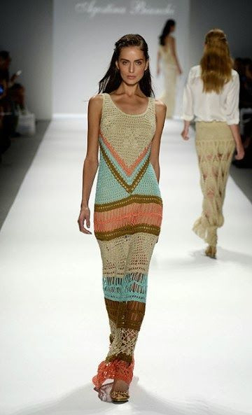 Awesome 1000 Images About Crochet Clothing Inspiration On Crochet Fashions Of Delightful 43 Pics Crochet Fashions