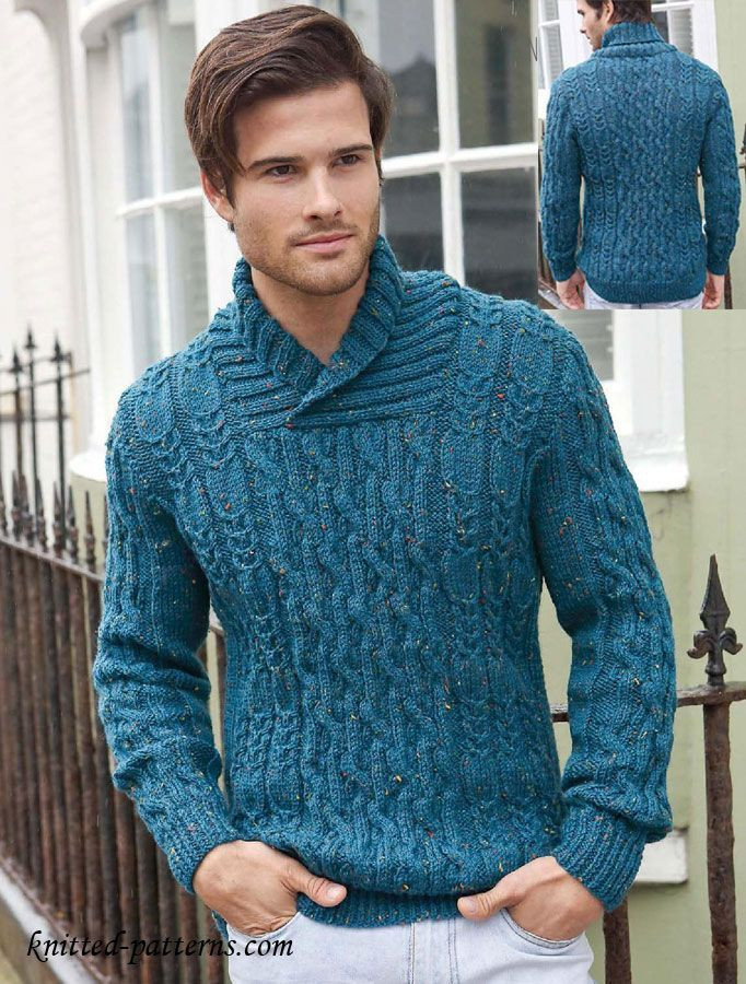 103 best Men s knitting Pattern images on Pinterest