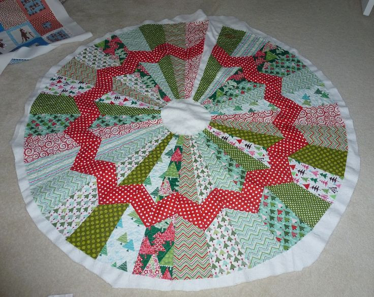 Awesome 11 Best Images About Tree Skirts On Pinterest Free Tree Skirt Patterns Of Brilliant 44 Pics Free Tree Skirt Patterns