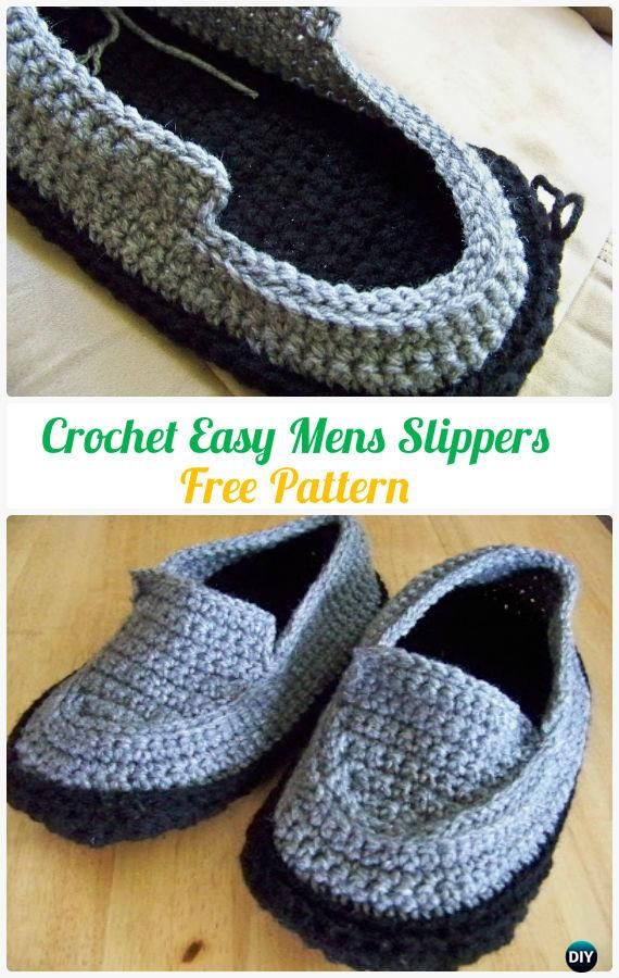 Awesome 1257 Best Images About Slippers On Pinterest Easy Crochet Slippers Free Pattern Of Perfect 46 Photos Easy Crochet Slippers Free Pattern