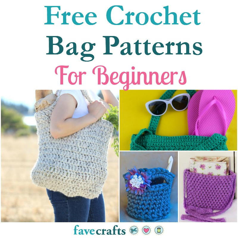 Awesome 13 Free Crochet Bag Patterns for Beginners Free Crochet Purse Patterns Of Awesome 41 Pics Free Crochet Purse Patterns