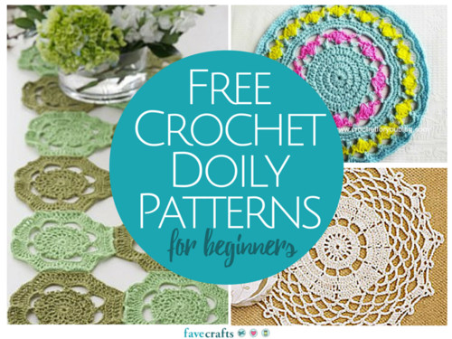 Free Crochet Doily Patterns for Beginners