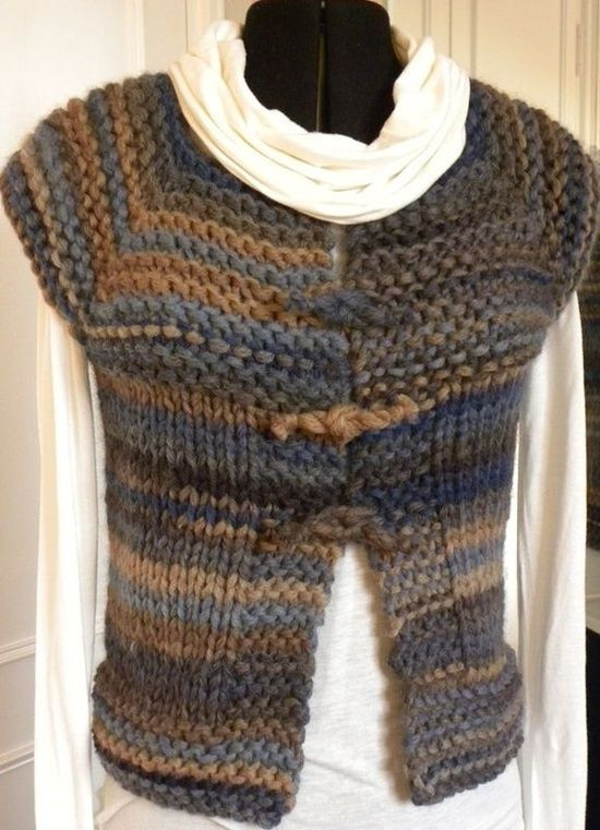 Awesome 139 Best Knitting Adult Vests & Tank tops Images On Free Knitted Vest Patterns Of Adorable 39 Photos Free Knitted Vest Patterns