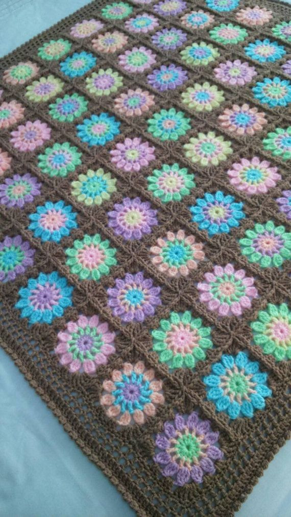 Awesome 141 Best Images About Granny Square Afghans On Pinterest Granny Square Afghan Pattern Of Beautiful 49 Photos Granny Square Afghan Pattern