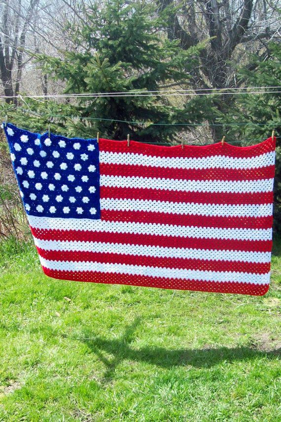Awesome 145 Best Crochet American the Red White Blue Images On Free American Flag Crochet Pattern Of Delightful 50 Pictures Free American Flag Crochet Pattern