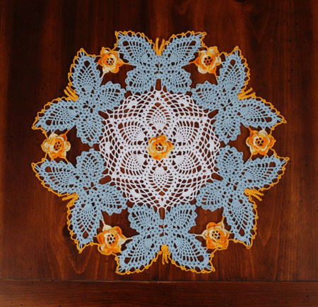 Awesome 15 Crochet Doily Patterns Free Crochet Placemat Patterns Of Lovely 40 Pics Free Crochet Placemat Patterns