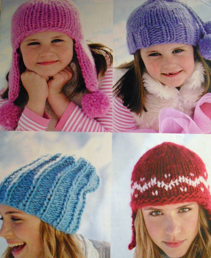 Awesome 1527 Boys Girls Women S Mens Super Chunky Hats 4 Easy Women's Knitted Vest Patterns Of Amazing 48 Ideas Women's Knitted Vest Patterns