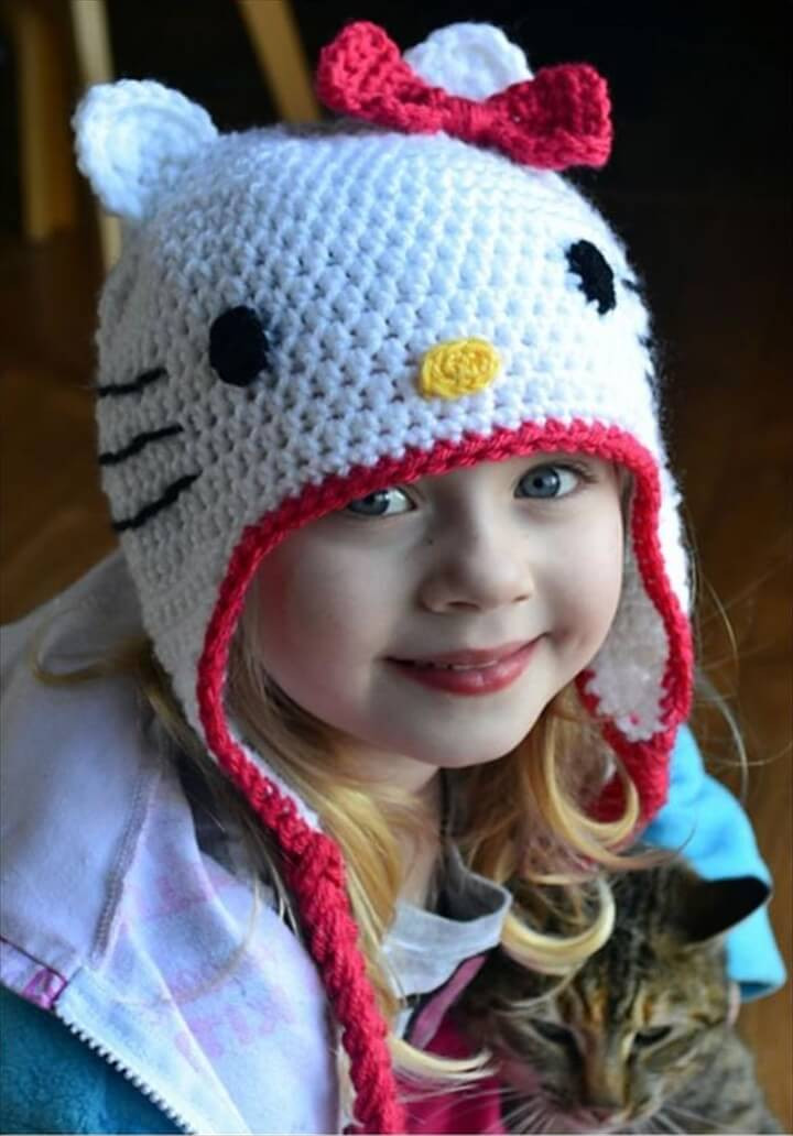 Awesome 16 Easy Crochet Hats for Kid S Crochet Children Hat Of Innovative 48 Pics Crochet Children Hat