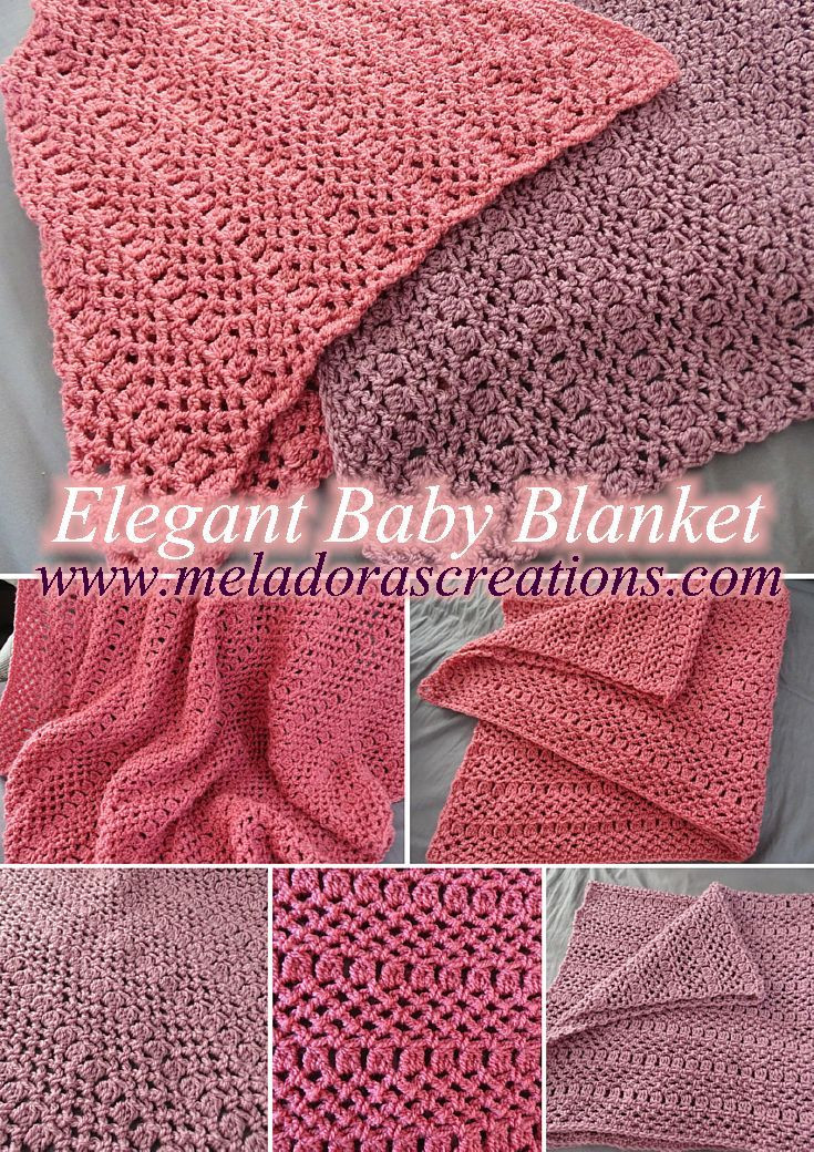 Awesome 17 Best Images About Crochet Baby Blankets & Cocoons On Crochet Baby Blanket Tutorial Of Top 46 Pics Crochet Baby Blanket Tutorial