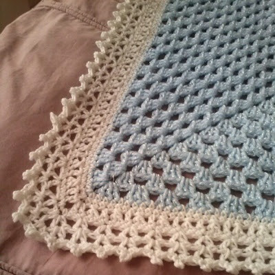 Awesome 17 Best Images About Crochet It Borders Edging & Trims Blanket Edging Of Great 41 Pics Blanket Edging