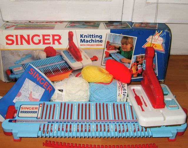 17 Best images about Vintage Childrens Knitting machines