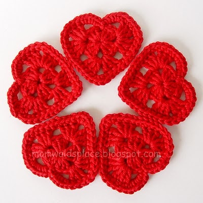 Awesome 17 Beste Afbeeldingen Over Crochet Shapes Hearts Op Heart Granny Square Of Brilliant 41 Pictures Heart Granny Square