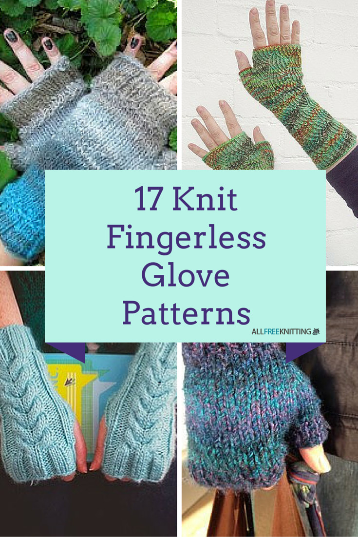 Awesome 17 Knit Fingerless Glove Patterns Gloves Knitting Pattern Of Contemporary 45 Images Gloves Knitting Pattern