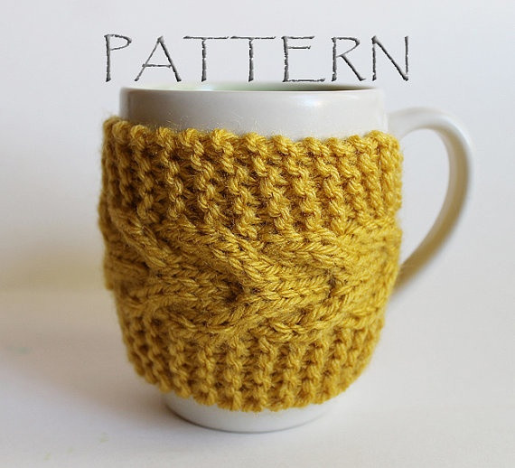 Awesome 18 Best Images About Knitting Mug Sweaters On Pinterest Knitted Mug Cozy Of Unique 48 Photos Knitted Mug Cozy