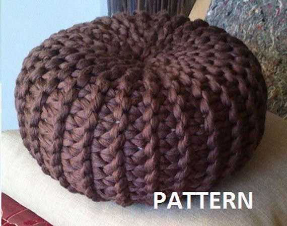 Awesome 18 Knit Pouf Patterns Crochet Floor Pouf Of Luxury 49 Pictures Crochet Floor Pouf
