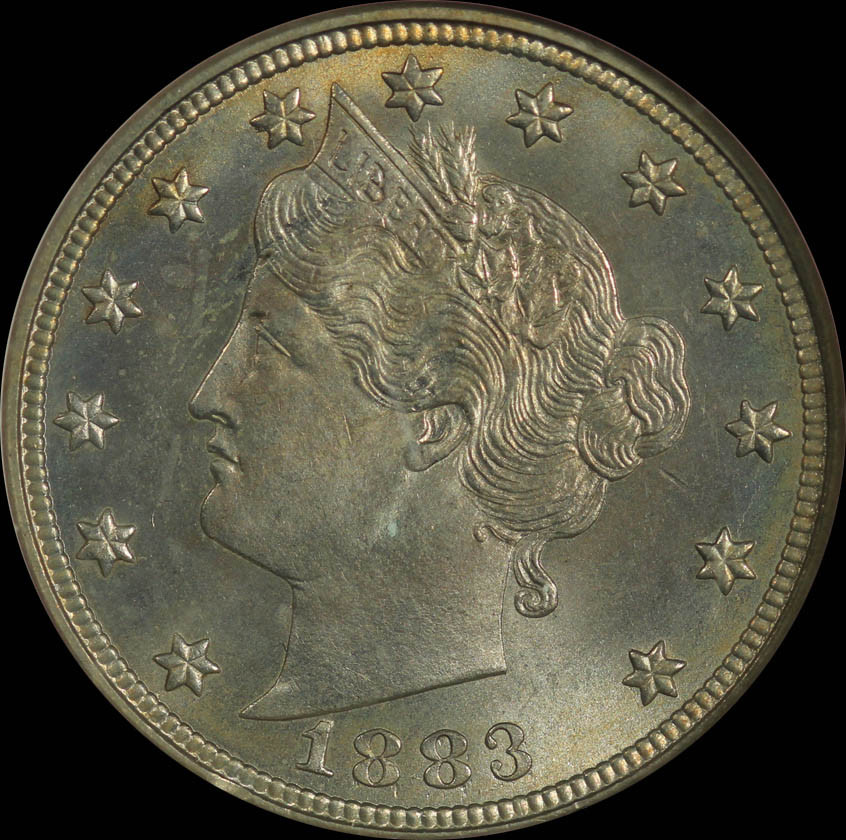 Awesome 1883 Liberty Nickel No Cents Ngc Ms65 D & J Coins Liberty V Nickel Of Awesome 49 Models Liberty V Nickel
