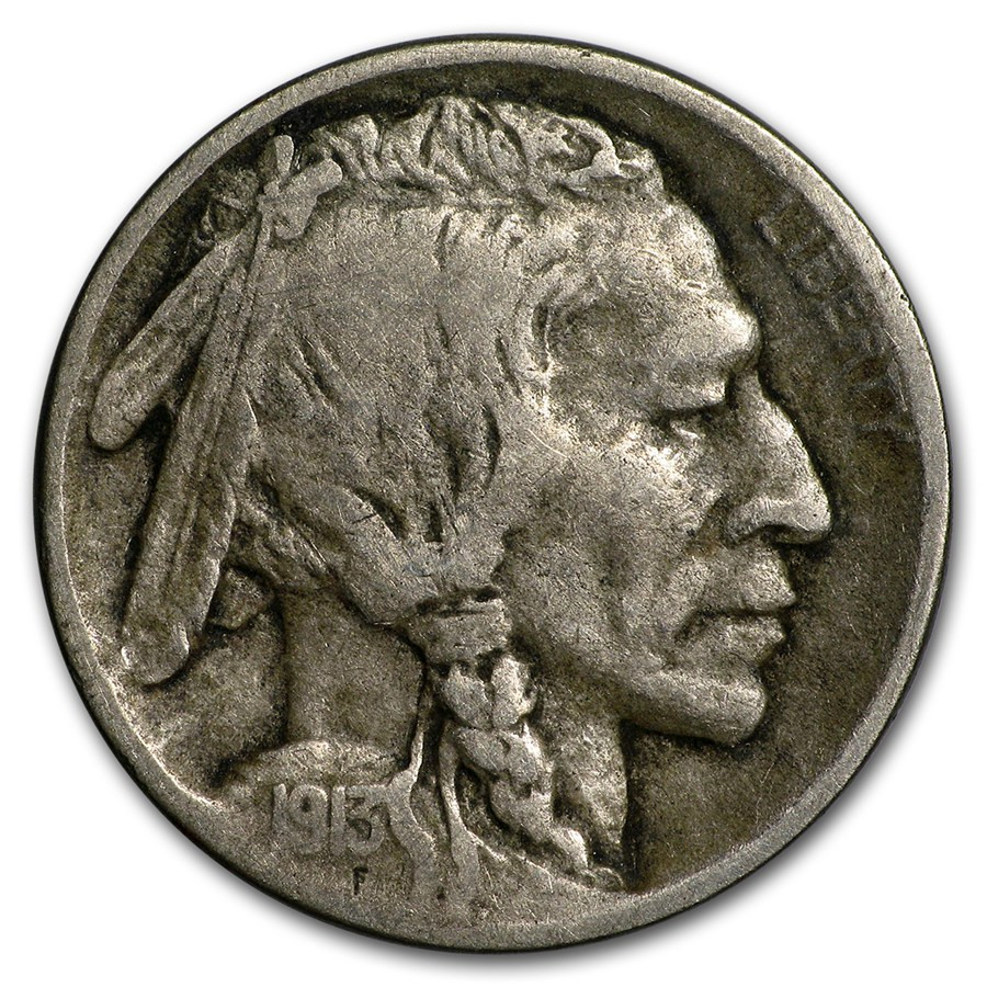 Awesome 1913 D Type Ii Buffalo Nickel Fine Coin for Sale Buffalo Nickels for Sale Of Wonderful 48 Photos Buffalo Nickels for Sale