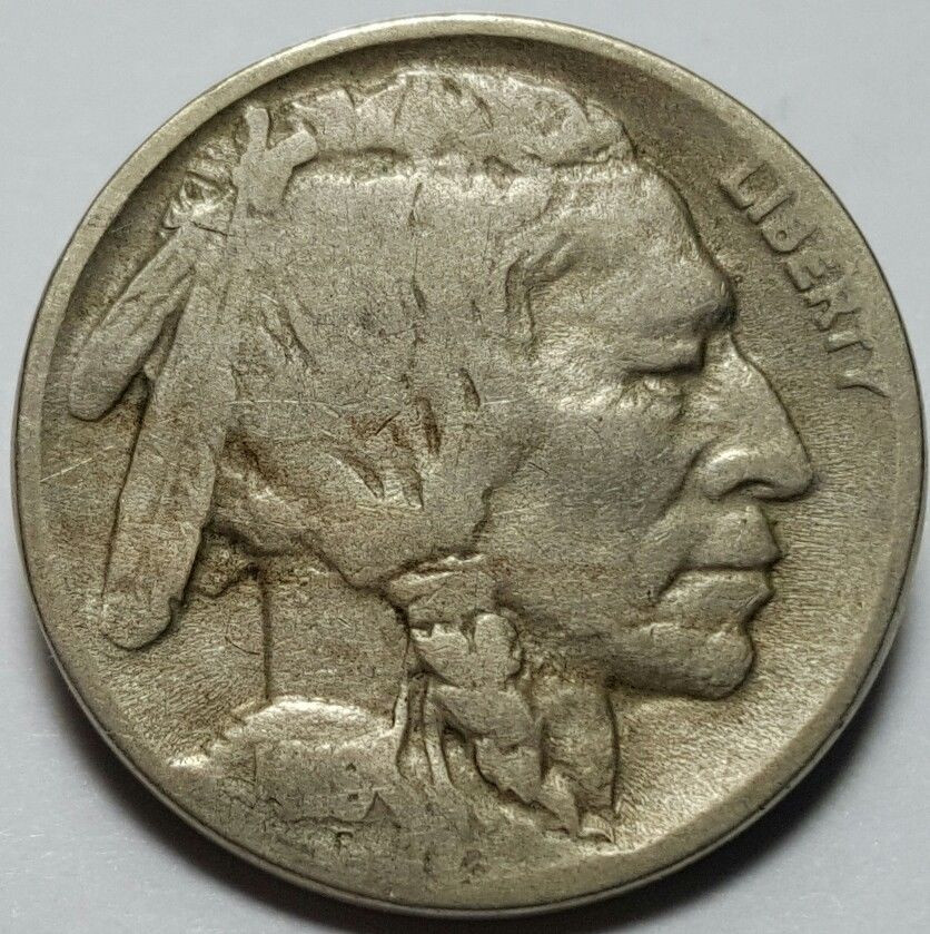 Awesome 1918 D Buffalo Indian Head Nickel 5 Cent Coin Buffalo 5 Cent Of Great 49 Photos Buffalo 5 Cent