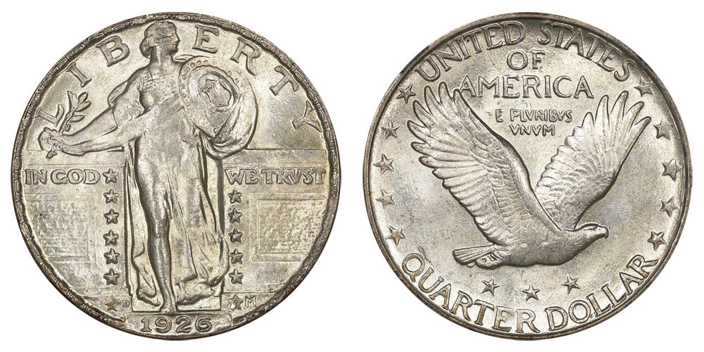 Awesome 1926 D Standing Liberty Quarters Type 2 Value and Prices Standing Liberty Quarter Value Of Awesome 49 Photos Standing Liberty Quarter Value