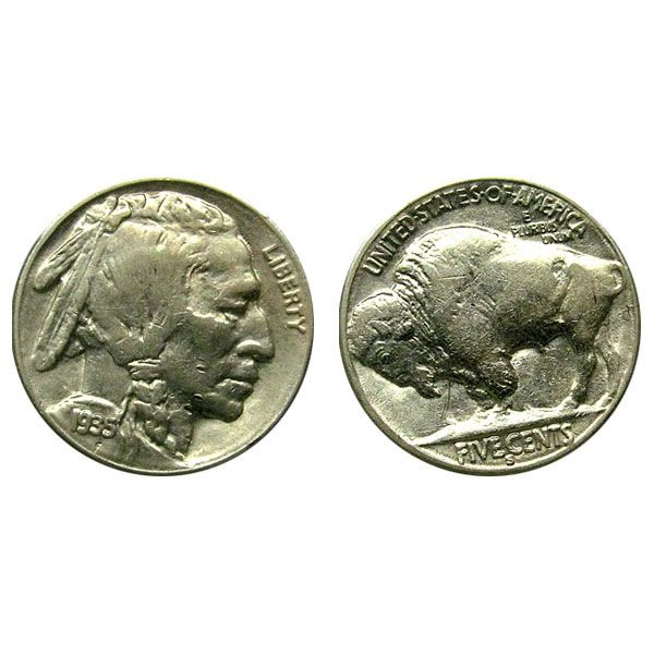 Awesome 1935 S Buffalo Nickel Au for Sale now Online Buffalo Nickels for Sale Of Wonderful 48 Photos Buffalo Nickels for Sale