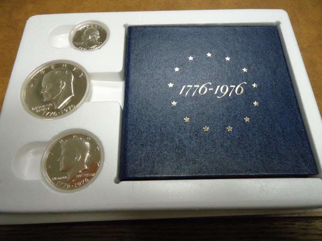 Awesome 1976 Us Bicentennial Silver Proof Set Us Bicentennial Silver Proof Set Of Beautiful 42 Images Us Bicentennial Silver Proof Set