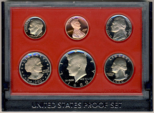 Awesome 1980 Proof Set Mint Proof Sets Value Of Gorgeous 43 Images Mint Proof Sets Value