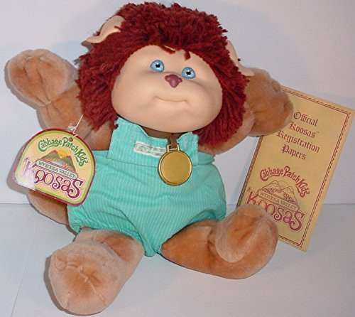 Awesome 1985 Koosa Lion Cabbage Patch Kids Pet Koosas for Sale Cabbage Patch Kids for Sale Of Marvelous 47 Pics Cabbage Patch Kids for Sale