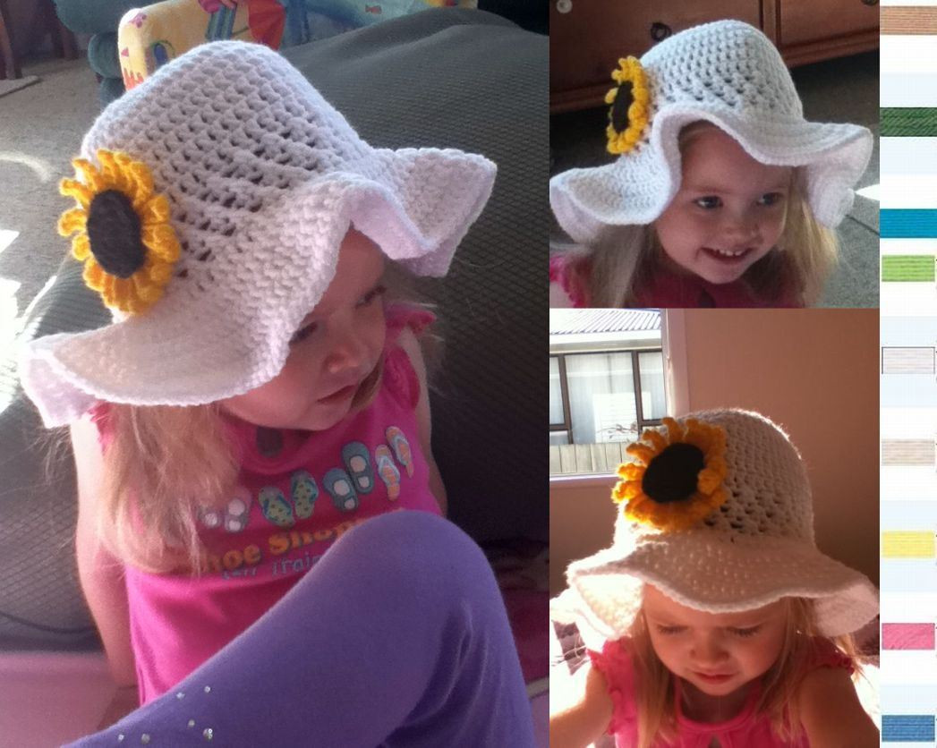 Awesome 20 Free Summer Hats to Crochet for Kids Cool Creativities Crochet Sun Hat Pattern Of Superb 48 Ideas Crochet Sun Hat Pattern