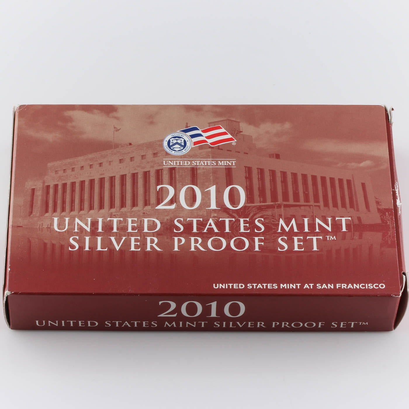 Awesome 2010 United States Mint Silver Proof Set Ebth United States Mint Proof Set Of Charming 43 Photos United States Mint Proof Set