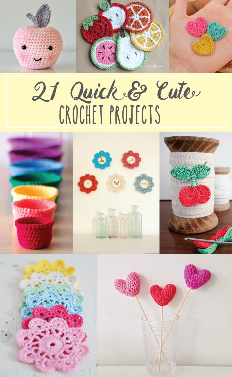 Awesome 21 Cute and Colorful Crochet Projects Crochet Crafts Of Wonderful 41 Models Crochet Crafts