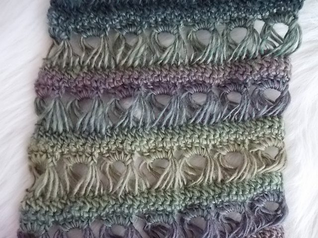 Awesome 21 Wonderful Crochet Cowl and Crochet Scarf Patterns Broomstick Crochet Of Amazing 44 Pics Broomstick Crochet