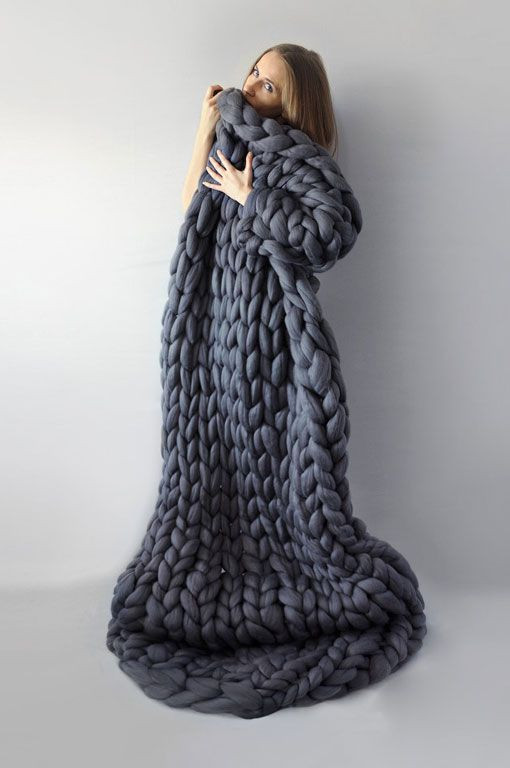 Awesome 25 Best Ideas About Chunky Knit Blankets On Pinterest Best Yarn for Blankets Of Amazing 47 Photos Best Yarn for Blankets
