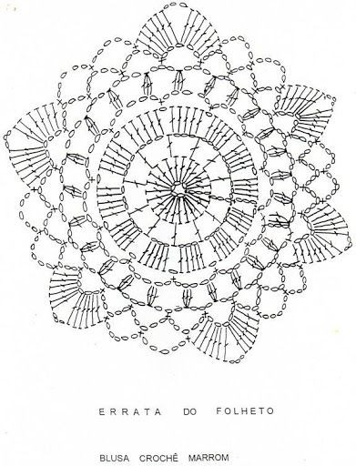 Awesome 25 Best Ideas About Crochet Doily Diagram On Pinterest Free Crochet Doily Patterns Diagrams Of Incredible 45 Models Free Crochet Doily Patterns Diagrams