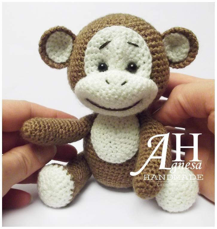 Awesome 25 Best Ideas About Crochet Monkey Pattern On Pinterest Free Crochet Monkey Pattern Of Innovative 50 Ideas Free Crochet Monkey Pattern