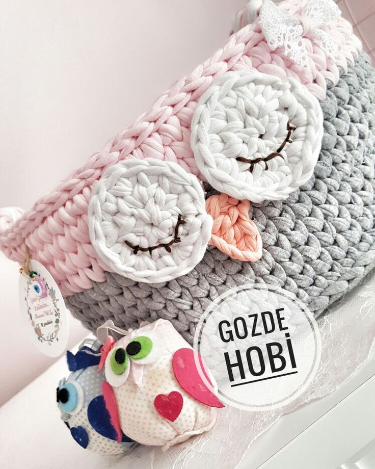 Awesome 25 Best Ideas About Crochet Owl Basket On Pinterest Crochet Owl Basket Of Brilliant 47 Photos Crochet Owl Basket