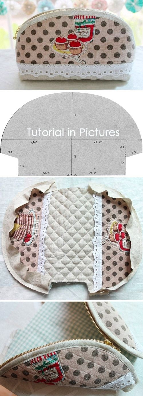 Awesome 25 Best Ideas About Makeup Bag Pattern On Pinterest Makeup Bag Pattern Of Wonderful 47 Photos Makeup Bag Pattern
