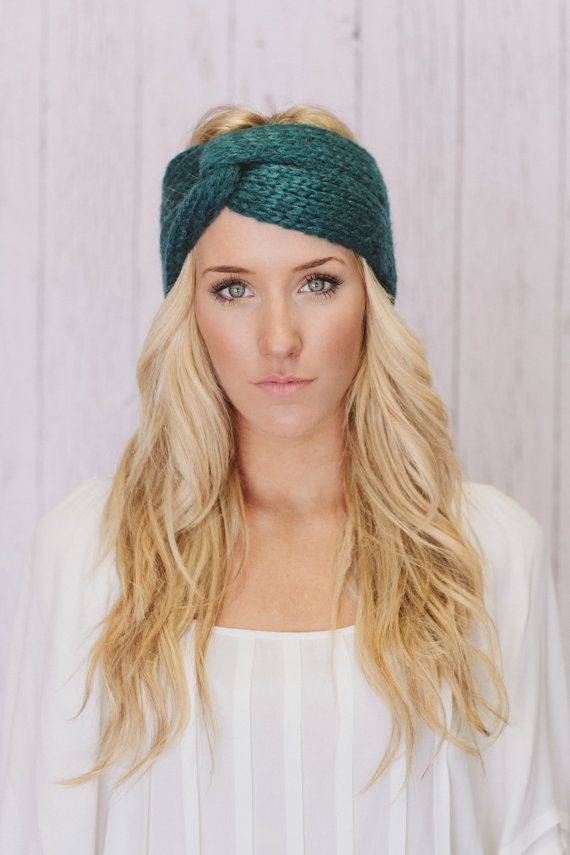 Awesome 25 Best Ideas About Winter Headbands On Pinterest Knit Winter Headband Of Charming 42 Pictures Knit Winter Headband