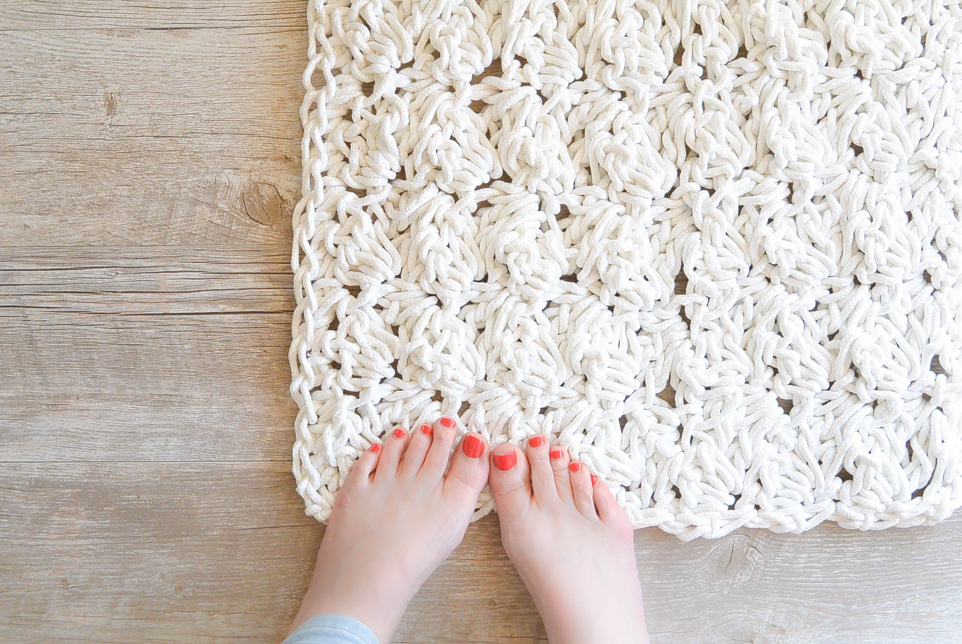 Awesome 25 Gorgeous Diy Rugs Crochet Bathroom Rug Of Great 43 Images Crochet Bathroom Rug